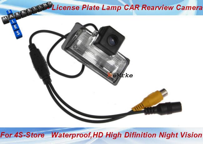 For Nissan Teana 2004-2013 , Rear View Camera / Back Up Parking / HD CCD Night Vision Waterproof 170 Degrees(China (Mainland))