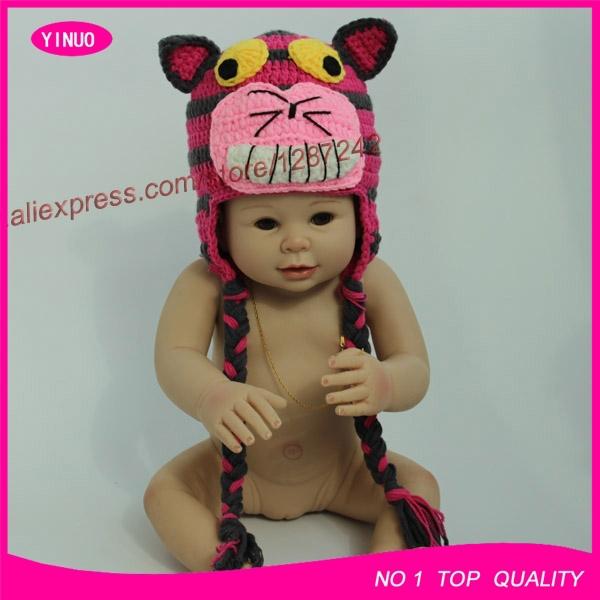 Custom crochet baby hat handmade crochet baby pixie hat patterns 5pcs/lot(China (Mainland))