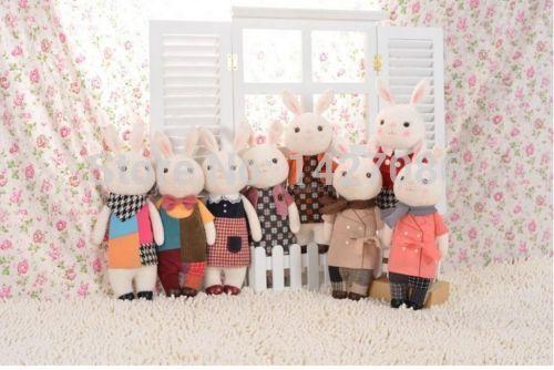 "New Soft Plush Toy Doll Rabbit Stuffed Tiramitu Metoo Plush Toy Gifts 13""(China (Mainland))"