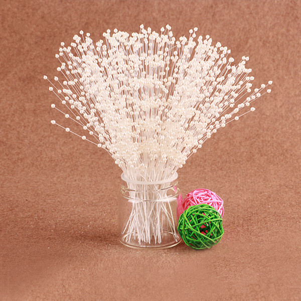 27*13cm Hand Made Top quality beaded Brooch bride Bridal wedding bouquet bridesmaid pearl flower(China (Mainland))