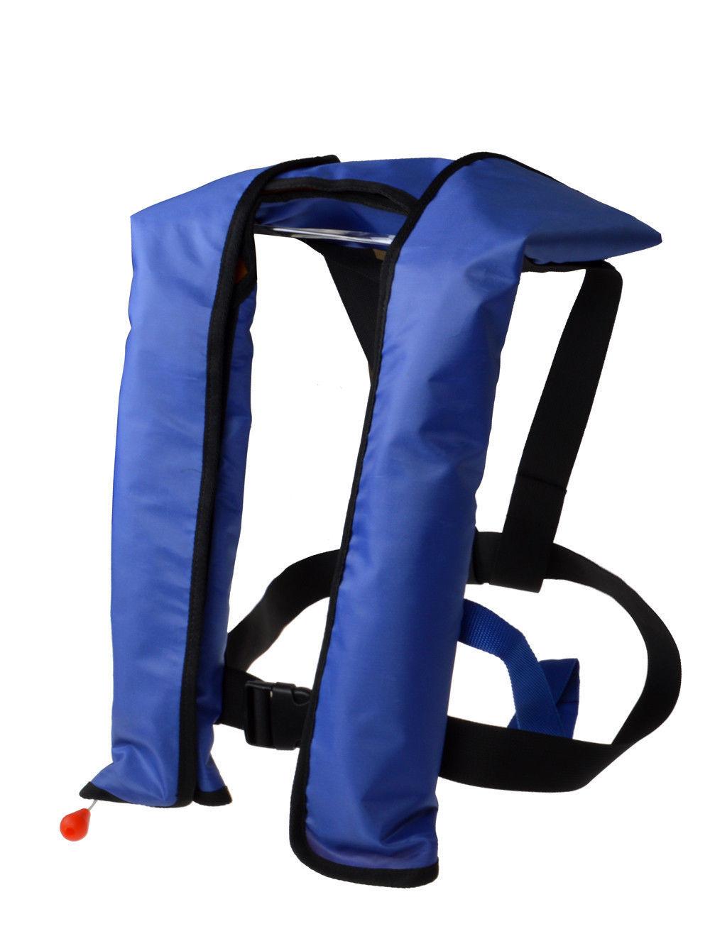 Automatic/Manuel Inflatable Life Jacket Vest Survival Personal Floatation(China (Mainland))