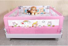 Складная металлическая детская кровать безопасности 120 * 69 см