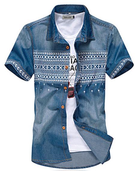 Мужская классическая рубашка Fashion City 2016 100% 2 3XL HZ-HXG-G18C29X81500H840 2016 fashion 100