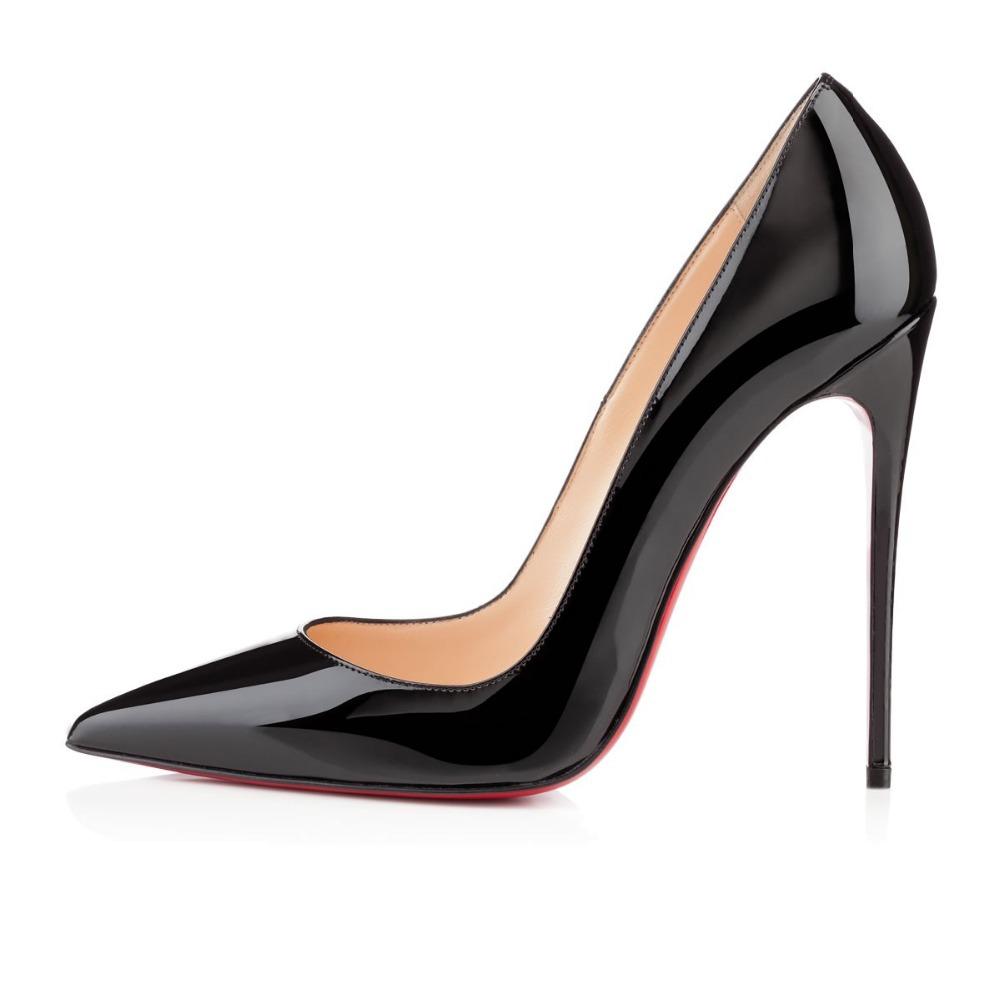 High Heels In Red