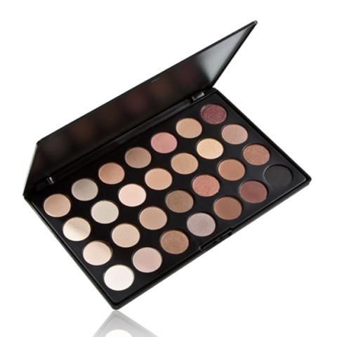 Free Shipping New Pro 28 Colors Eyeshadow Eye Shadow Palette Cosmestic Makeup Kit Set K5BO(China (Mainland))