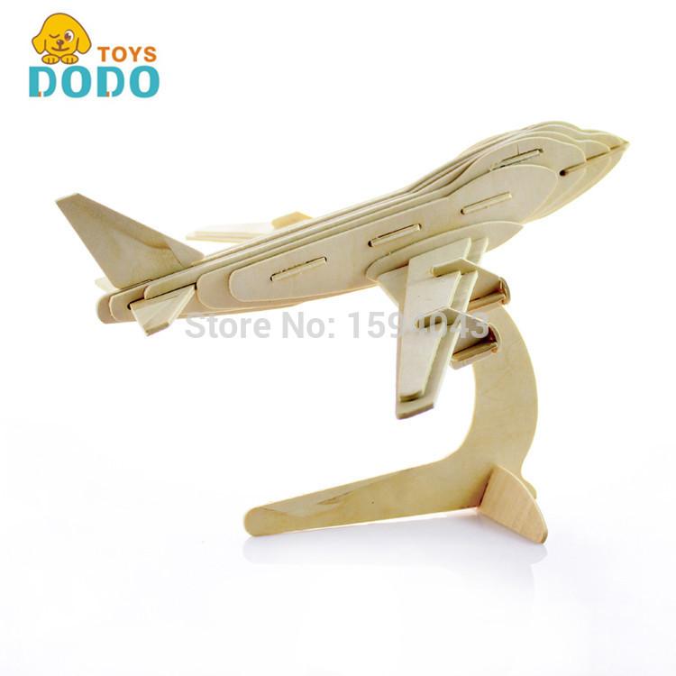 Children\\\'s Wooden Crosses D Wooden Puzzle Toys
