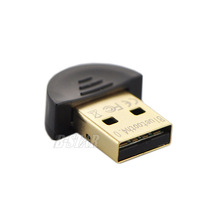 Hot Sale Top quality Mini USB Bluetooth Adapter V 4 0 Dual Mode Wireless Dongle CSR