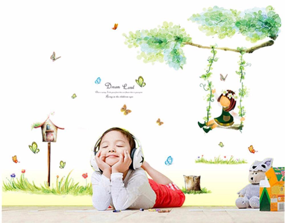 Online kopen wholesale slaapkamer schommel uit china slaapkamer schommel groothandel - Versieren kinderkamer ...