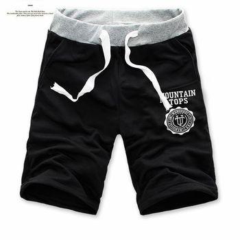 Новый 2015 мода высокое качество лето баскетбол пляжные шорты мужчины летние спортивные брюки 4 цвета Большой размер бесплатная доставка
