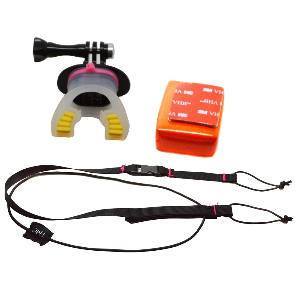 Электроника Andoer + + GoPro Hero 4/3 +/3/2/1 Floaty for GoPro pannovo g 215 waterproof foam floaty backdoor w 3m adhesive tape for gopro hero 4 3 sj4000