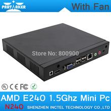 New mini pcs with RJ45 Network port,audio input/output 2G RAM 16G SSD
