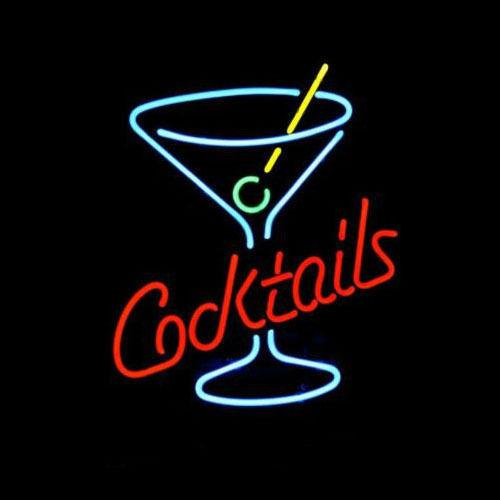 Cocktail Logo Font Cocktails Martini Glass Logo