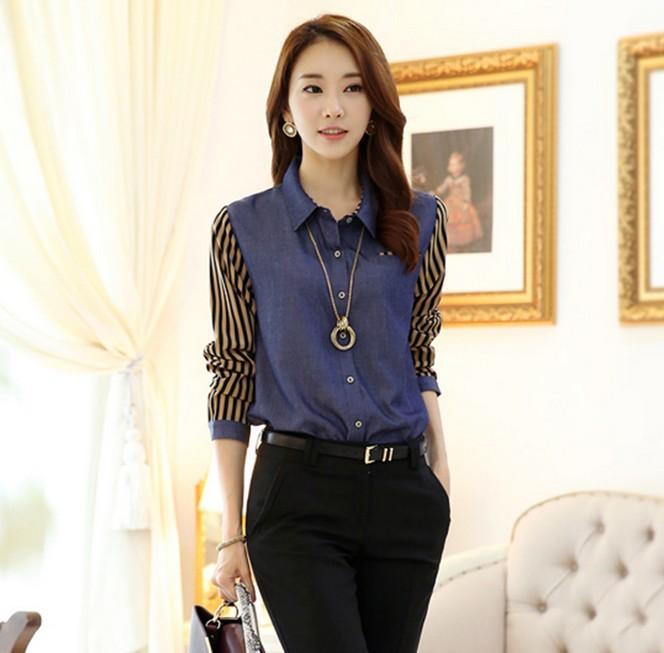 Brilliant Womens Semi Formal Models Cotton Sarees Blouse Design Fashion Tops
