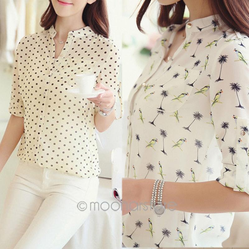 Женские блузки и Рубашки OEM Slim Blusas Femininas Camisas Roupas JL * E3409 женские блузки и рубашки chiffon blouse roupas camisas s 4xl blusas femininas 4