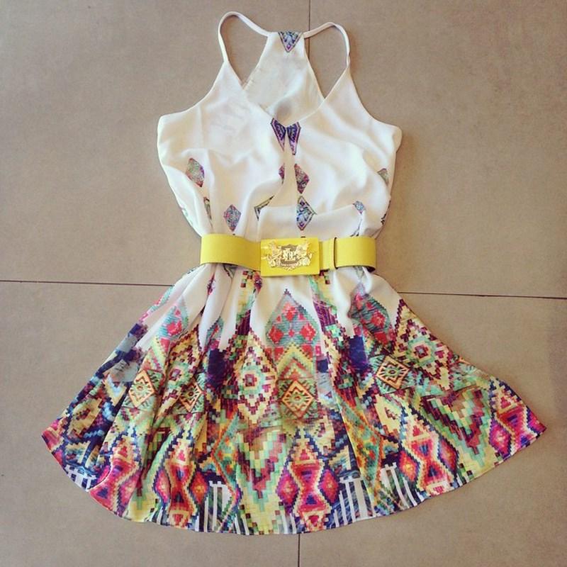 Женское платье Zanzea 2015 Sleeveles v/vestidos sku207141 вечернее платье zanzea 2015 vestidos sku199549
