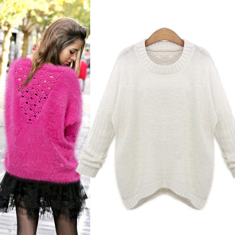 Женский пуловер 1536 : o