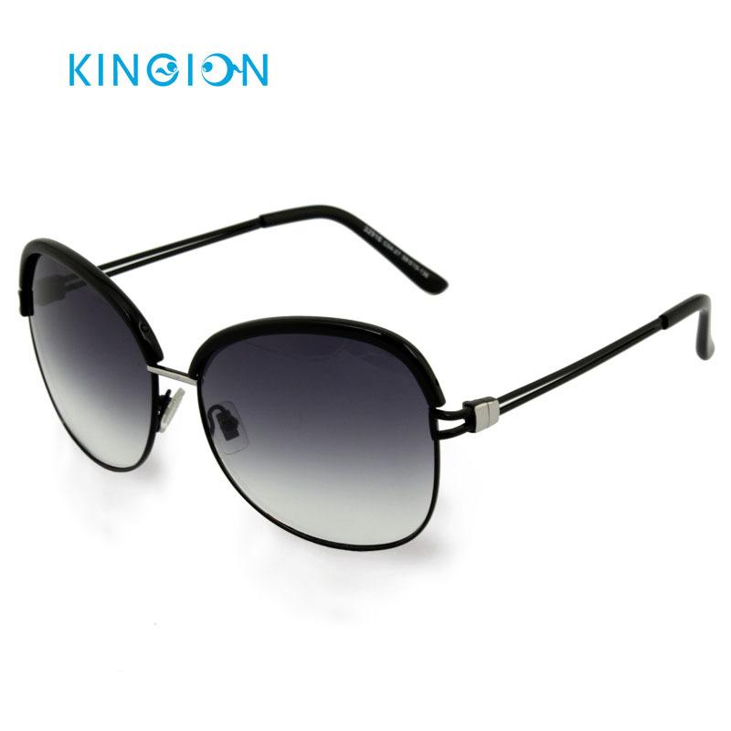 Женские солнцезащитные очки Kingion 100% De Soleil 329160427 32916-C04-27 au soleil de saint tropez блузка