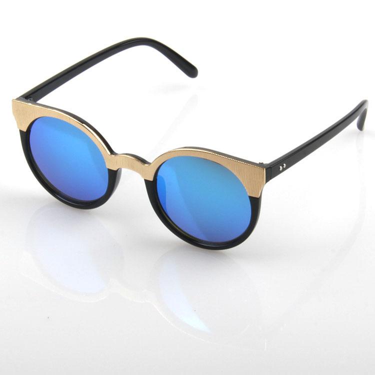 Glasses Frame Coating : Metal Frame Coating Eyewear Glasses 2015 New Vintage ...