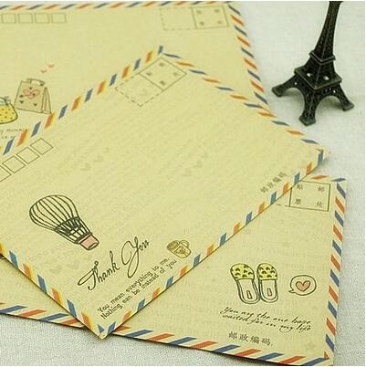 Бумажный конверт King 8