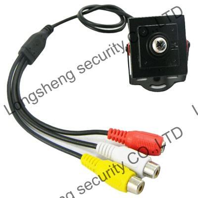 2X Mini 6mm Screw Lens 600TVL 1/3 CMOS Security Video Color CCTV Camera systems(China (Mainland))