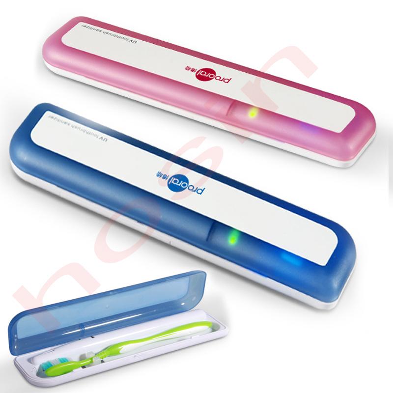 Дезинфектор для зубных щеток Prooral UV CE box недорого