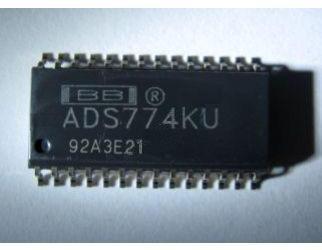 quality products , ADS774kU Microprocessor Compatible Sampling CMOS Analog to Digital Converters(China (Mainland))