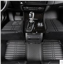 Особое ковры для Volkswagen Touareg — сопротивление кожа минимальный уровень коврики для Touareg