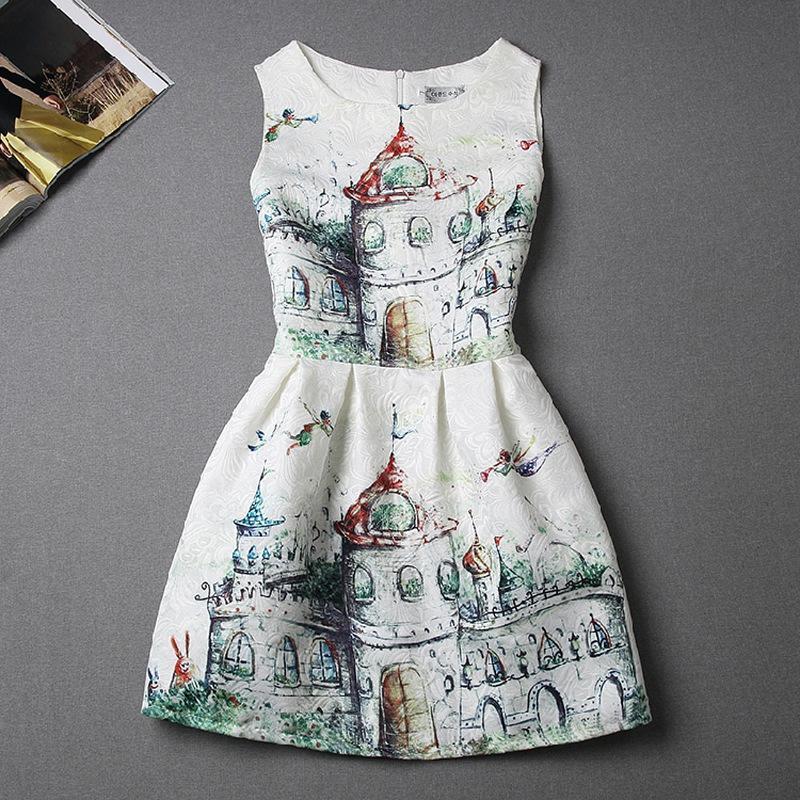 Женское платье CARRY 2015 Vestidos Femininos 827 M15827