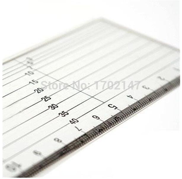 Школьная линейка Patchwork ruler 1 DIY /30cm циркуль new 1 1 30 1cm 30cm