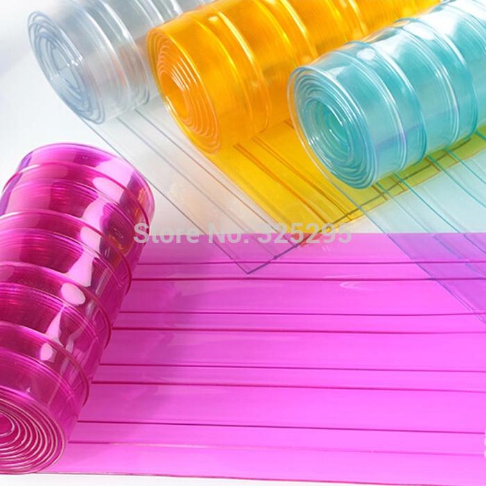 Personnalis transparent en plastique souple cloisons - Cloison plastique transparent ...