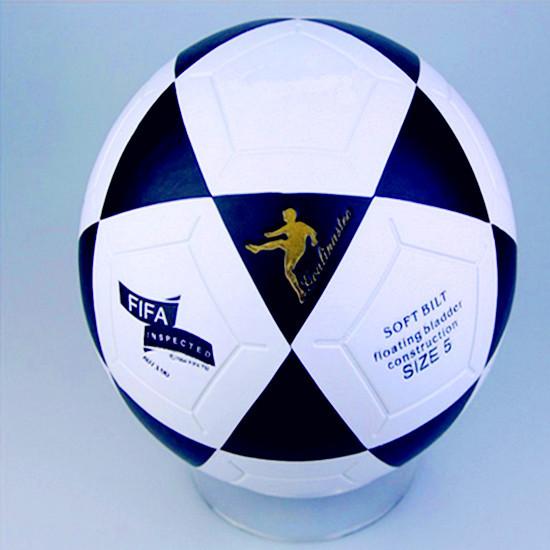 Soccer Ball soccer ball size 5 footballTop Sale Champions League Football Soccer Balls Particles Antiskid Size 5 For Match(China (Mainland))