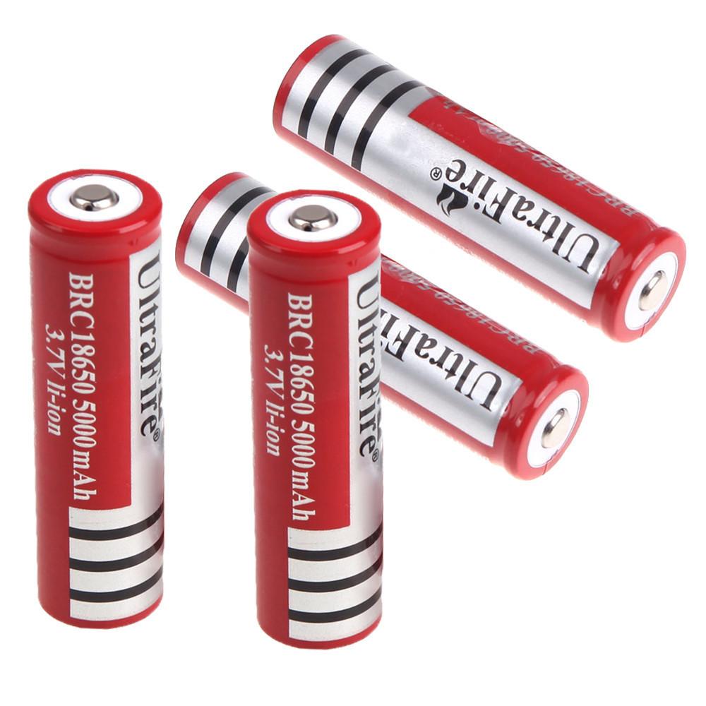 Аккумулятор OEM 4 li/ion 18650 5000mAh 3.7v