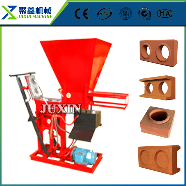 ECO BRAVA manual soil brick making machine / mud block molding machine / new technology brick machine(China (Mainland))