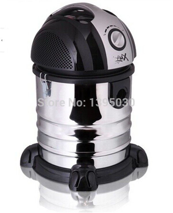 1pcs Home Water Filtration Vacuum Cleaner Wet And Dry Aspirator Dust Collector Water Bucket As Seen TV Products House Cleaning(China (Mainland))