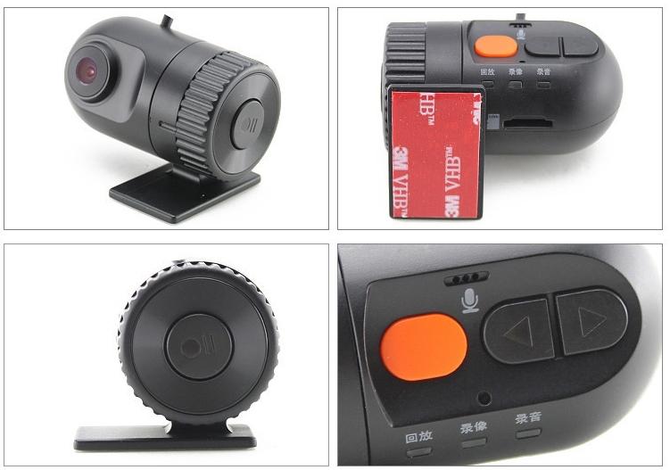 Original Car Electronics dash cam recorder 140 degree wide angle HD 1920*1080 Smallest DVR Camera with G-sensor night vision(China (Mainland))