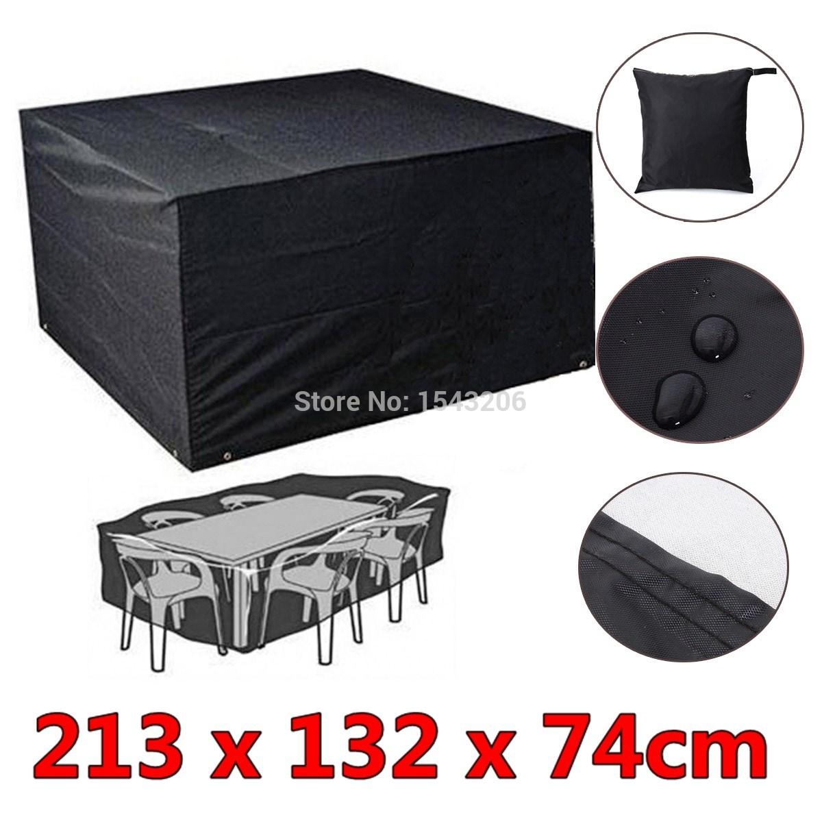 Online kopen wholesale zwarte kubus meubelen uit china zwarte kubus meubelen groothandel - Stof voor tuinmeubilair ...