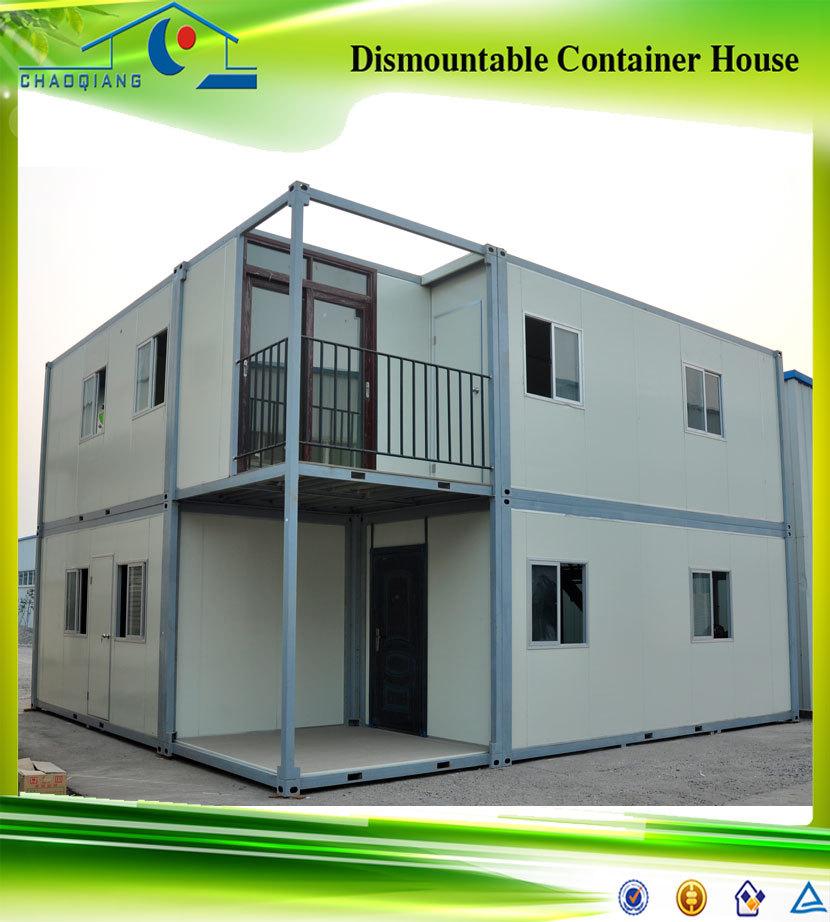 Chine Fabricant Duplex Maison Conteneur Modulaire Maison