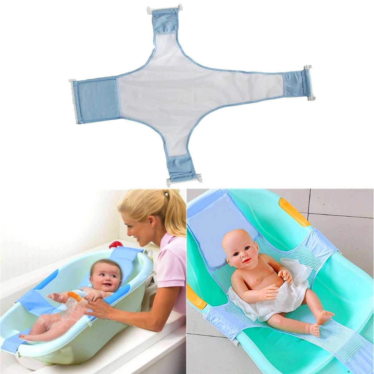Гамак для купания ребенка своими руками