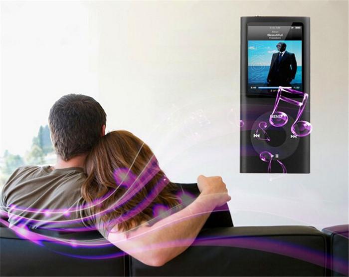 "1.8""LCD Screen Voice Recorder Photo E-books FM Radio Multimedia MP4 Player popular professional 9 Colors 8GB 4TH GEN mp4 player(China (Mainland))"