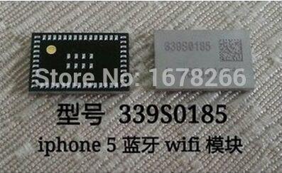 10pcs/lot Original wifi wi-fi module bluetooth IC chip replacement 339s0185 for 5 5G(China (Mainland))