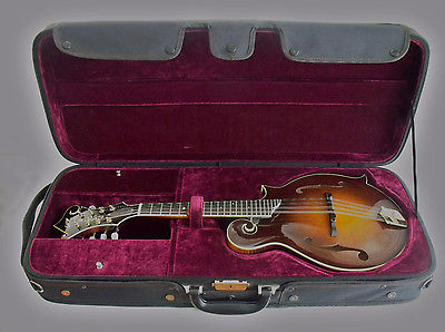 """BEAUTIFUL LOOKING SOUNDING COLLINGS """"MF5"""" MANDOLIN RARE ONE OWNER MINT CONDITION(China (Mainland))"""