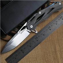A folding knife Transformers Decepticon konygin Alexei faca zapatillas salomon survival hunting knife spyderco  karambit  09ht