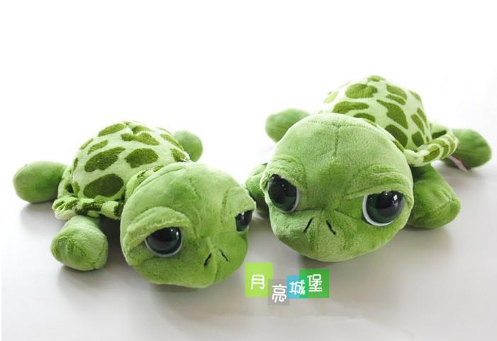 17cm tortoise stuffed animal doll, tortoise plush toy, Turtle plush toy best baby toy for children's day(China (Mainland))