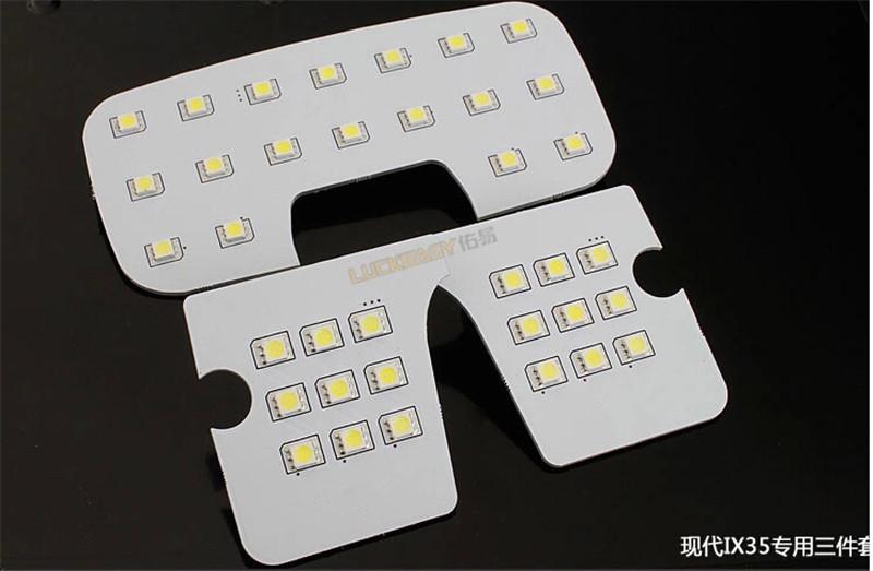 Лампа для чтения Myhung HYUNDAI IX35 3 seintex 85438 для hyundai ix35