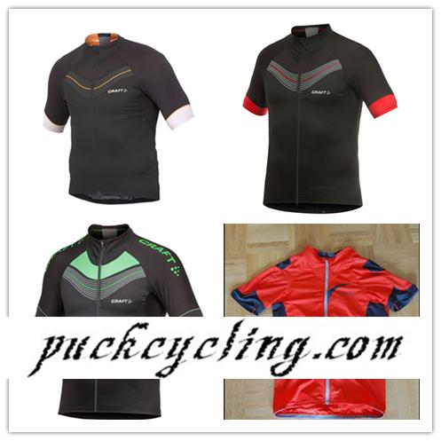 2014 Craft Elite Bike Jersey Road bicycle sports clothing, green yellow Bike Riding Shirts, outdoor short sleeve cycling jersey(China (Mainland))
