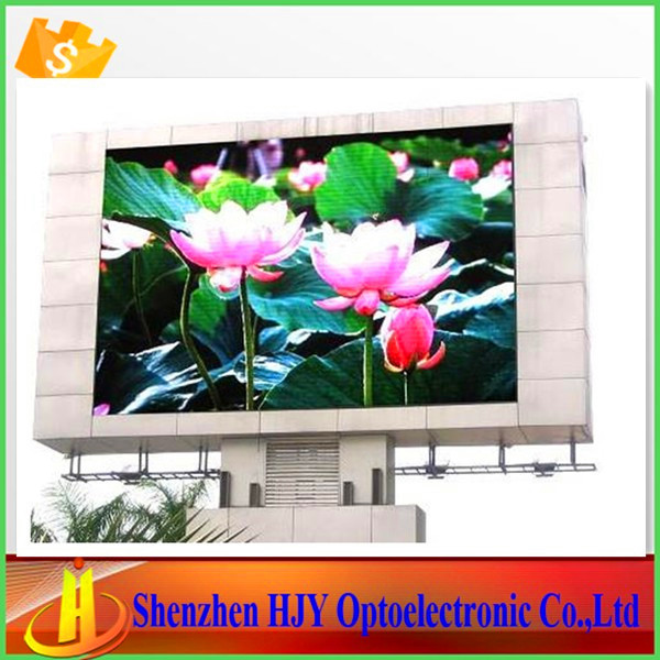 High refresh rate outdoor p10 led display(China (Mainland))