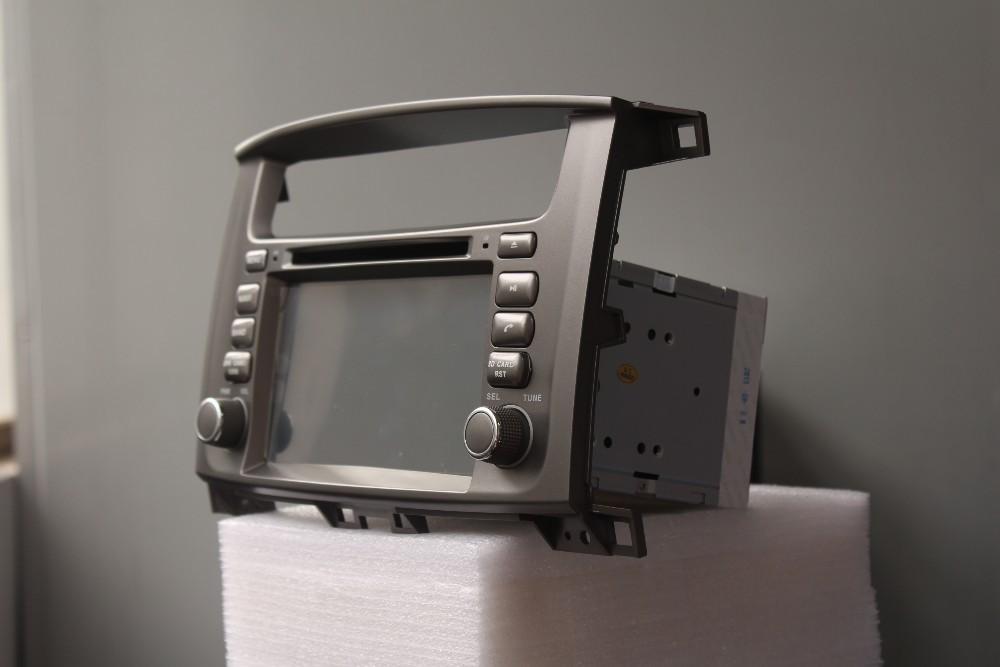 Android Car audio car gps navigation dvd radio for TOYOTA LAND CRUISER 100/LEXUS LX470 1998-2007Car DVD BT screen Car radio wifi(China (Mainland))