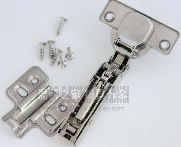 [Red crown] Sky 268 stainless steel hydraulic quick damping hinge / buffer hinge / hydraulic hinge / Big Bend(China (Mainland))