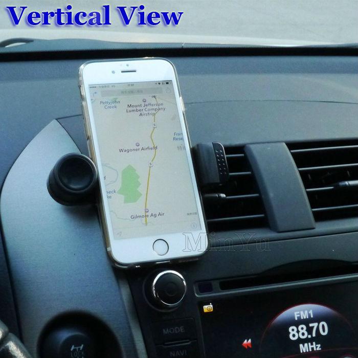 Telefoonhouder Auto Ventilatierooster Auto Ventilatierooster