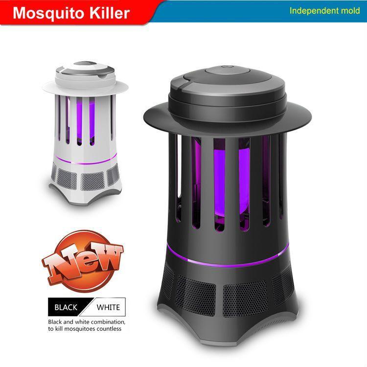 Caráter positivo dragão mosquito nenhuma radiação silencioso e eficiente lâmpadas fotocatalisador mosquito para armadilhas de mosquito doméstico pr(China (Mainland))